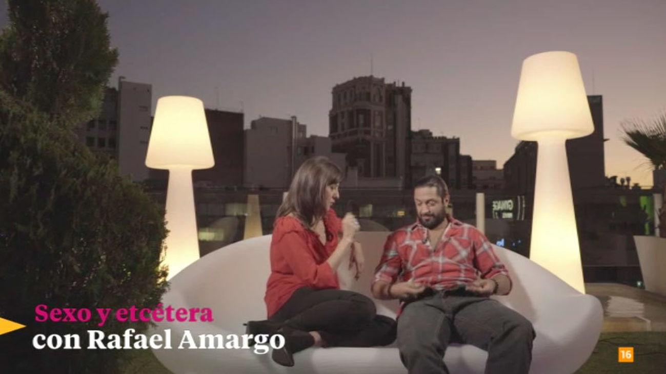 Rafael Amargo, muy pronto en Sexo y Etcétera