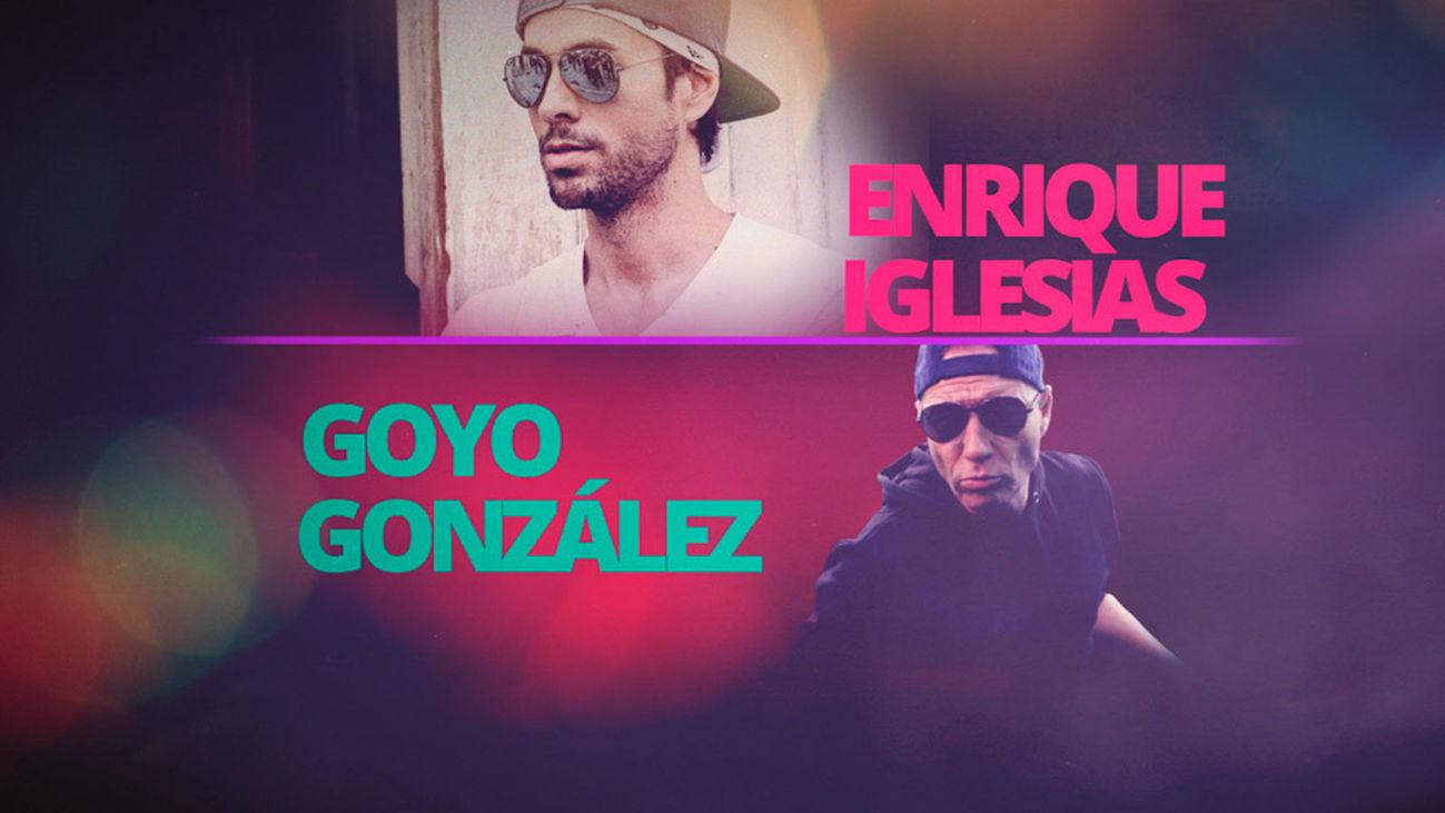 Goyo González es el mismísimo Enrique Iglesias