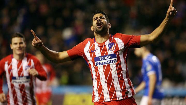 """Diego Costa: """"Me he vuelto a sentir futbolista"""""""