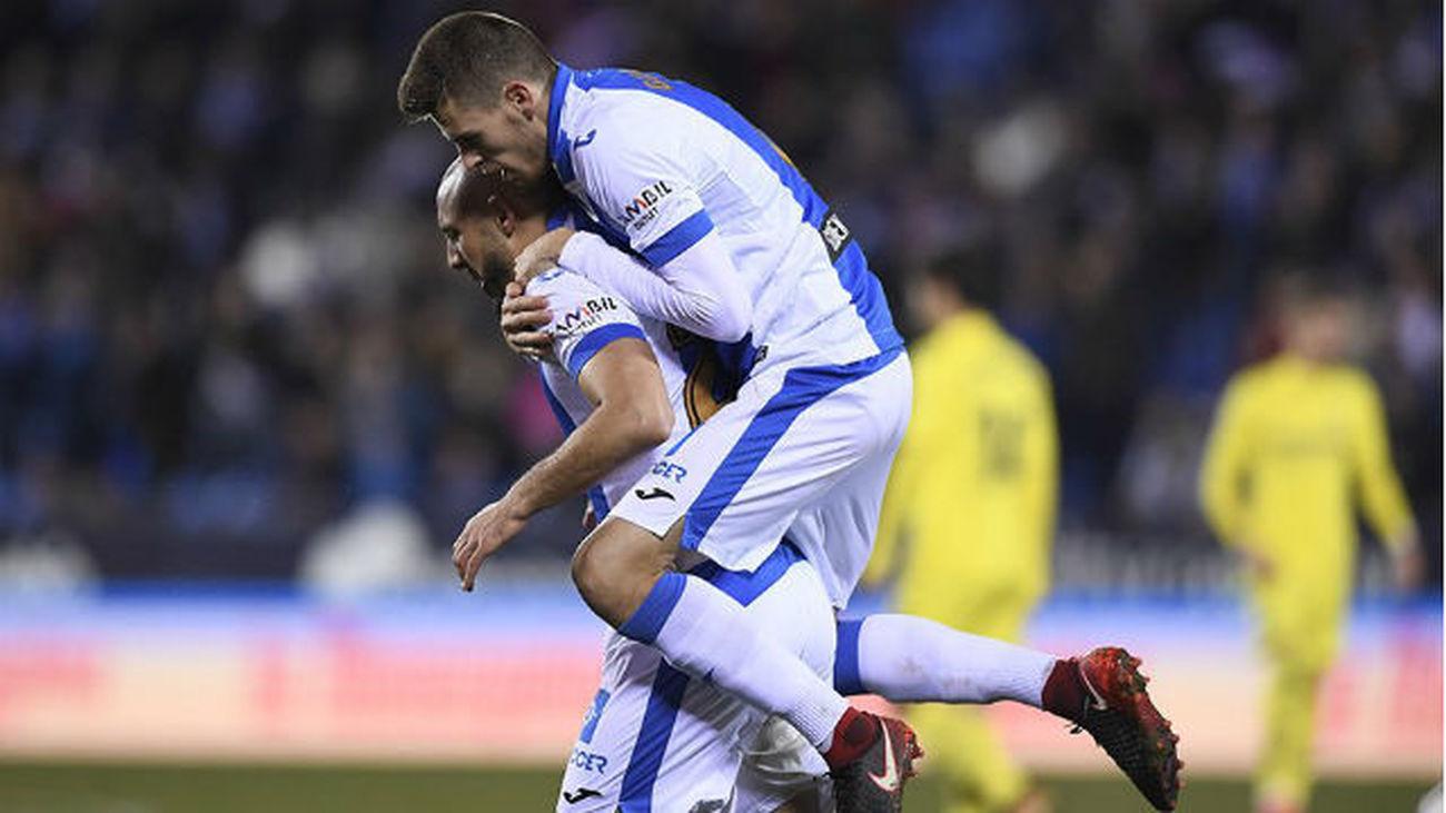 1-0. Amrabat permite al Leganés mantener vivo el sueño de los cuartos