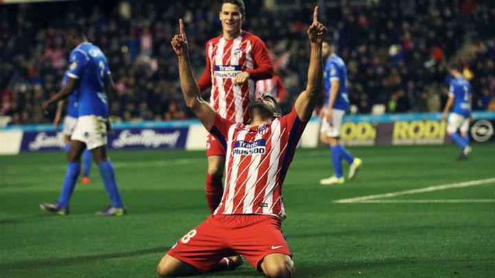 Un regreso 'puro Diego Costa'