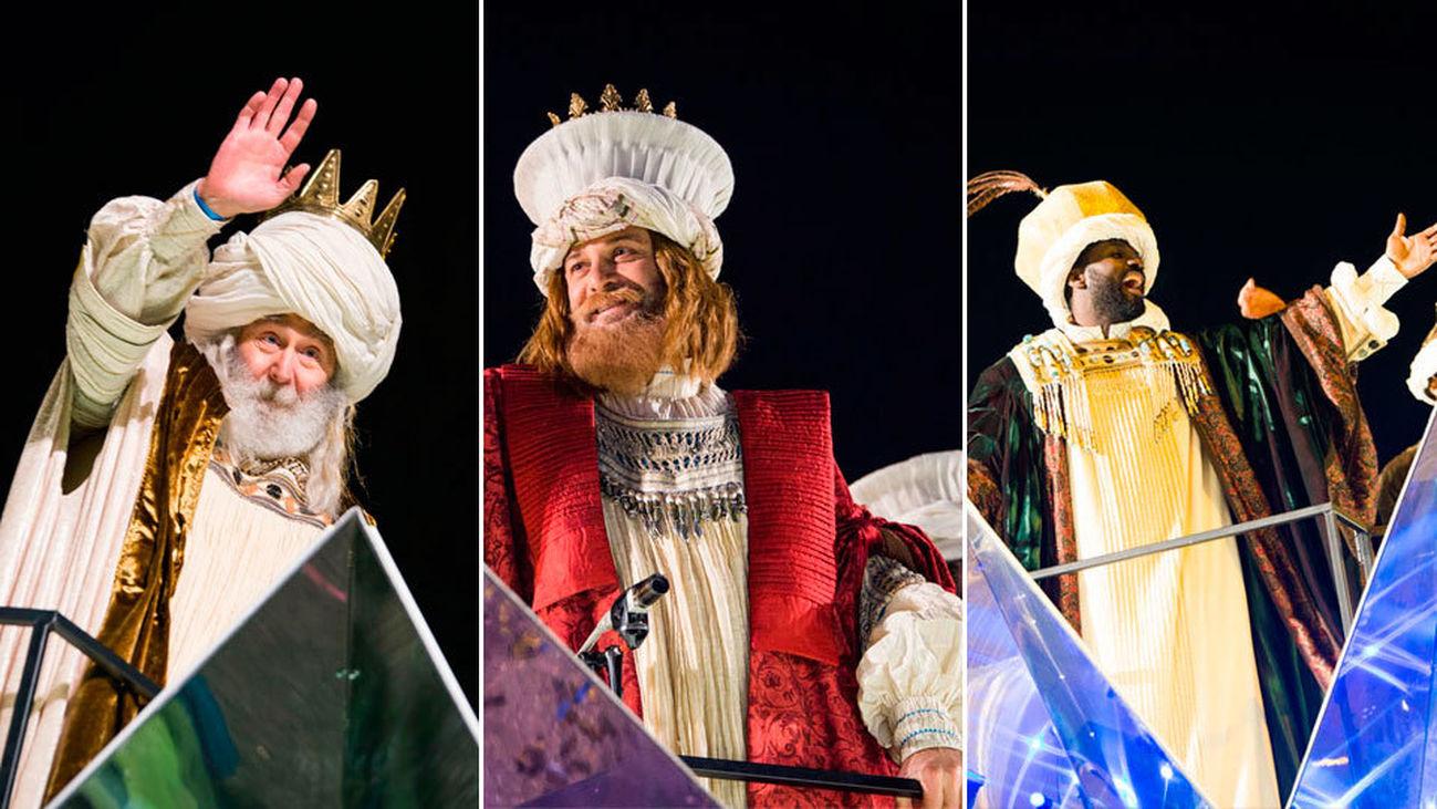 Vive la ilusión de la Cabalgata de los Reyes Magos de Oriente