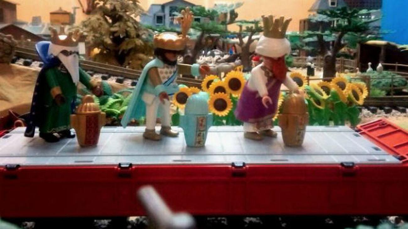 """El Mercado del Juguete de Madrid celebra su """"Especial de Reyes"""""""
