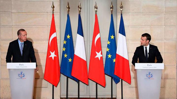 Macron descarta la integración de Turquía en la UE y propone más cooperación