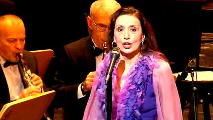 """Luz Casal supera su """"miedo"""" a las orquestas y inde al Teatro Real"""