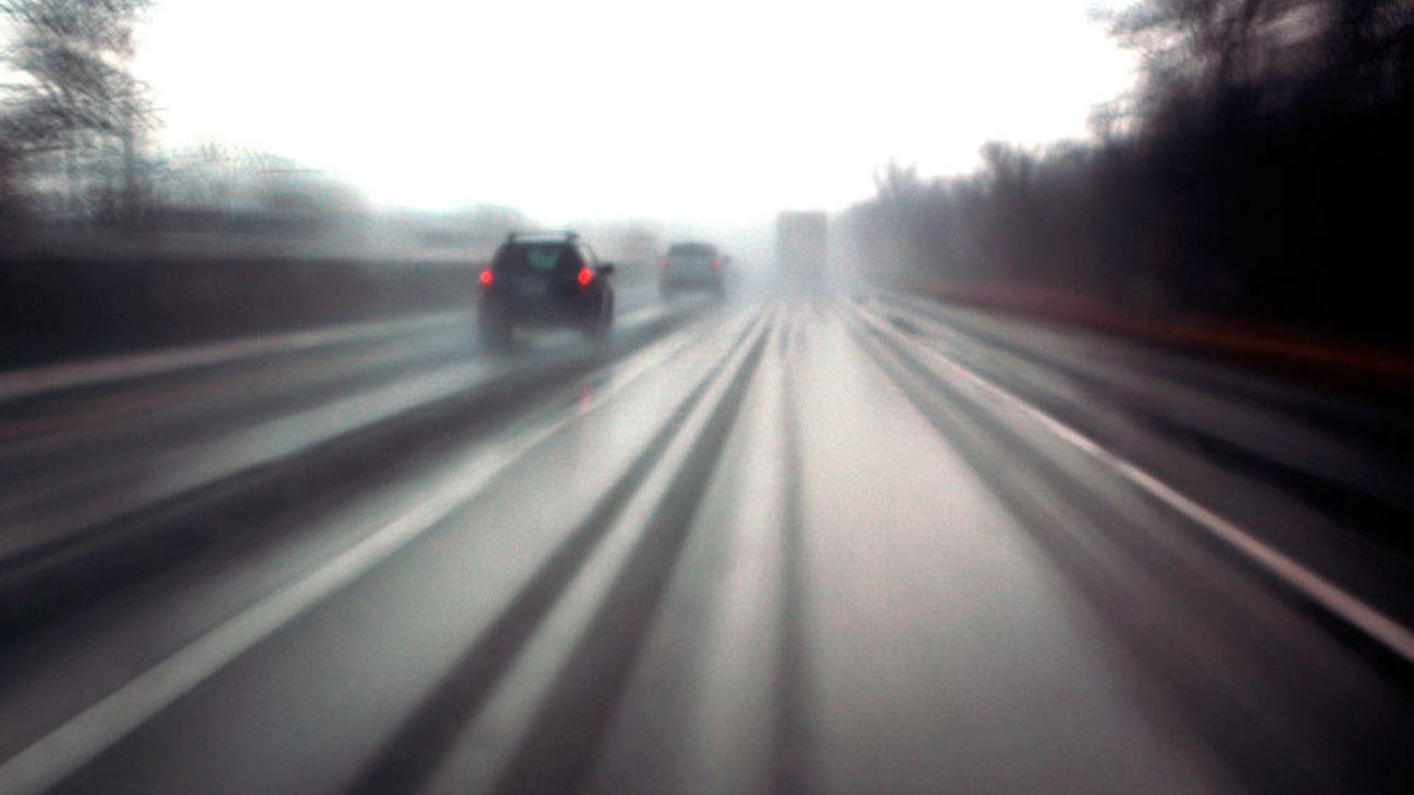 Diecisiete provincias en alerta amarilla por nevadas, lluvia, viento y frío