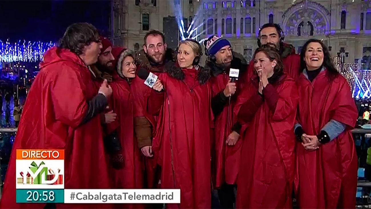 Los mejores momentos del especial Madrid Directo Cabalgata de Reyes