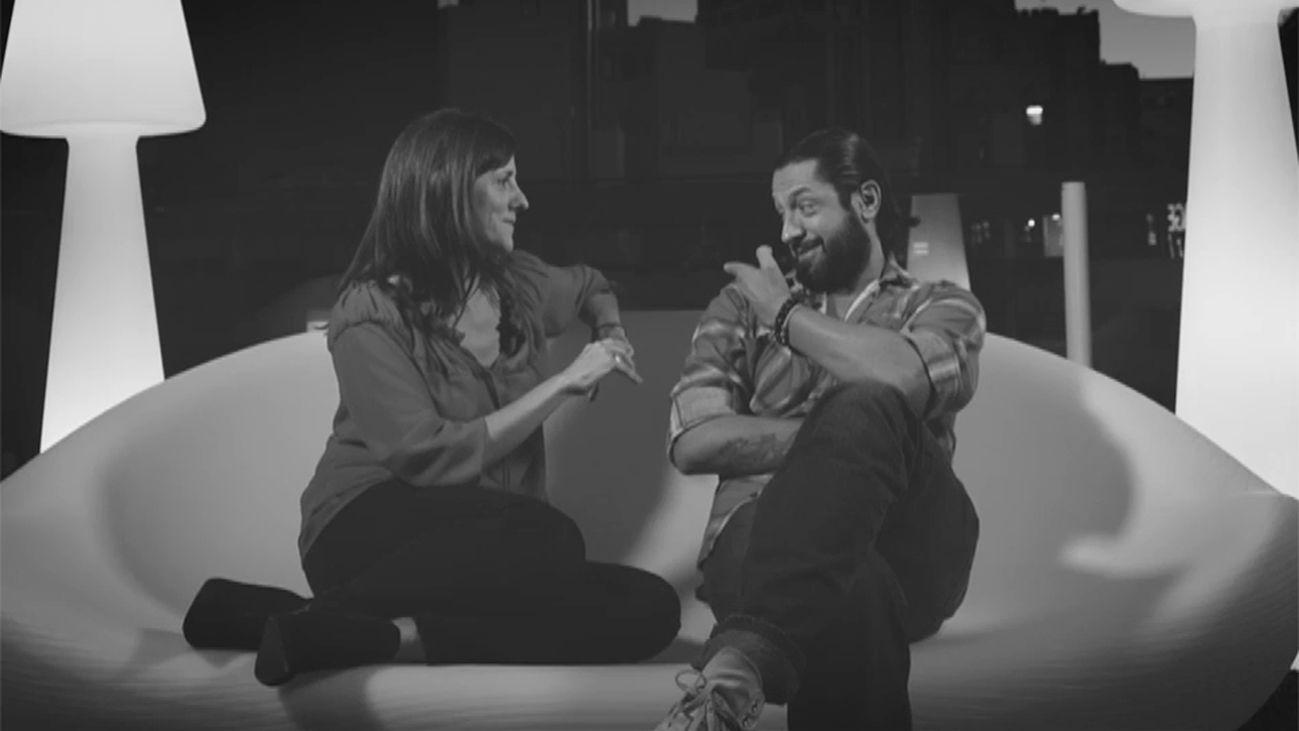 Rafael Amargo habla 'sin tapujos' sobre la vida y sobre el sexo con Lorena Berdún