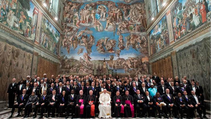 """El Papa insta al desarme armamentístico ante el temor de un """"incendio bélico"""""""