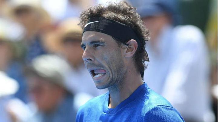 Nadal recupera el número 1 mundial tras la derrota de Federer ante Kokkinakis