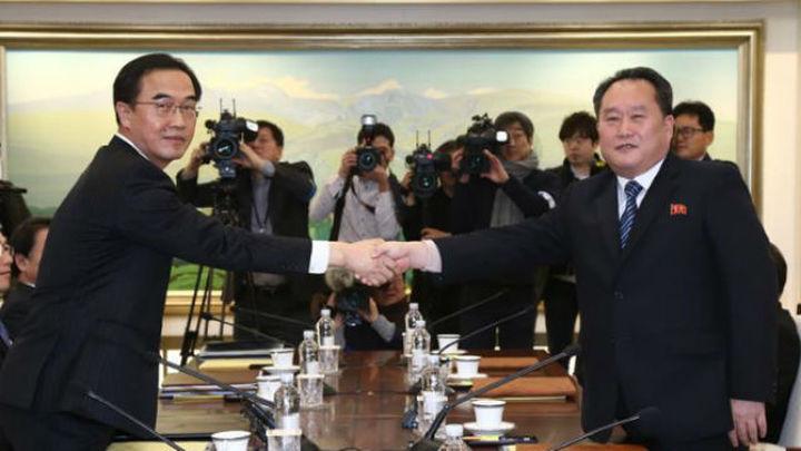 Corea del Norte enviará una delegación del Gobierno a los Juegos de PyeonChang