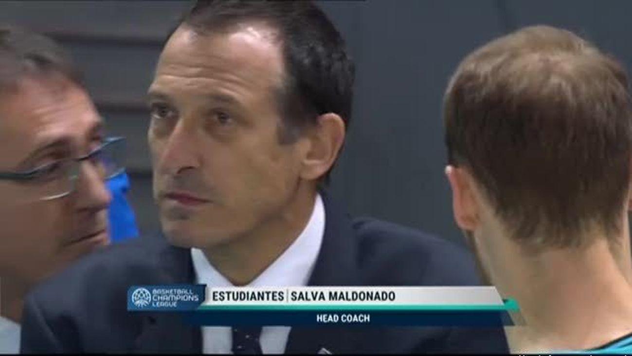 Champions League de Baloncesto 10.01.2018