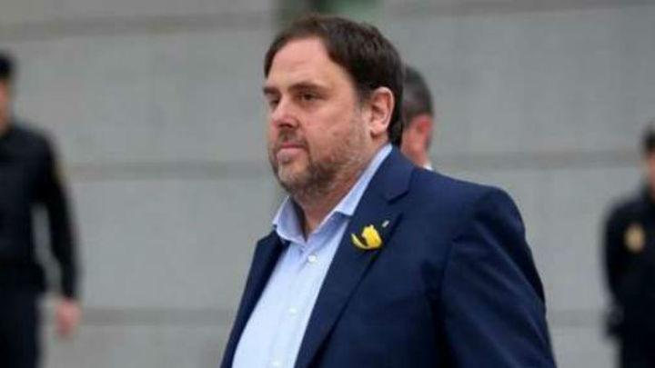 Junqueras solicita al Supremo el traslado urgente de cárcel y permisos para acudir al Parlament