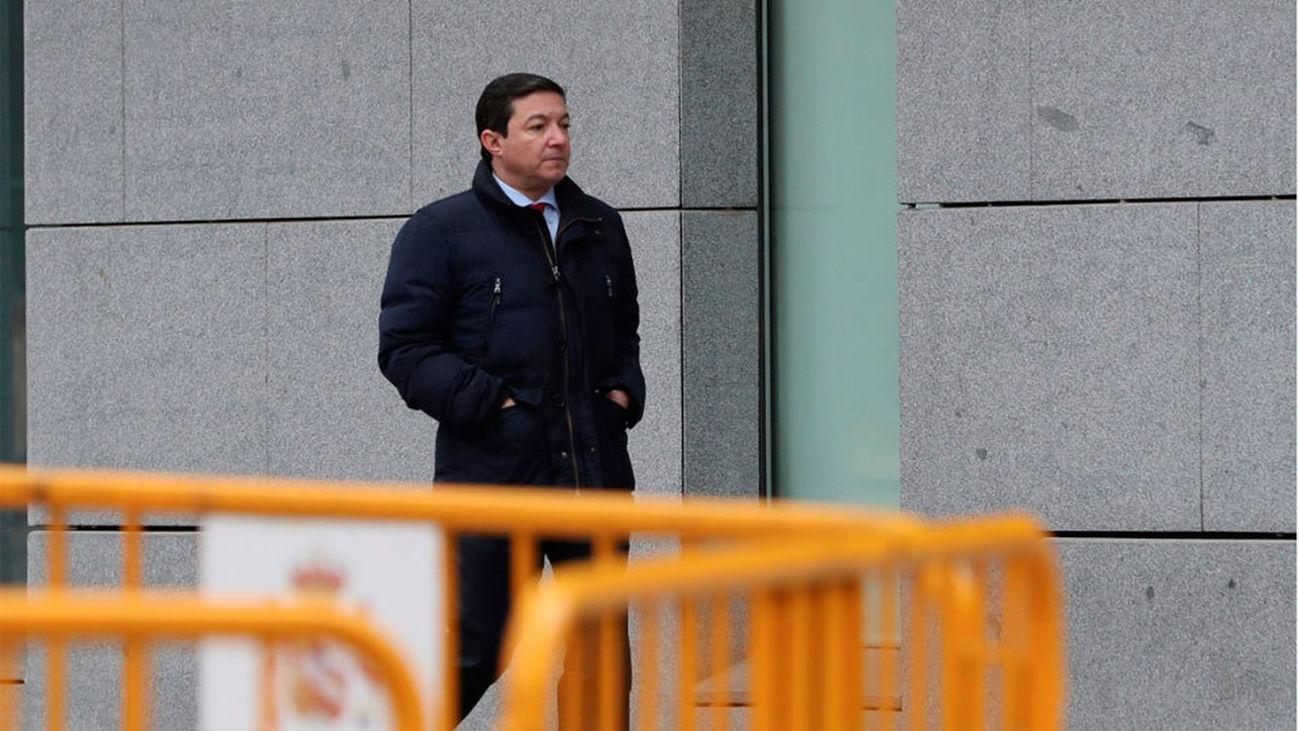 Pedro Calvo culpa a González de su imputación y defiende que fue legal la compra de Inassa