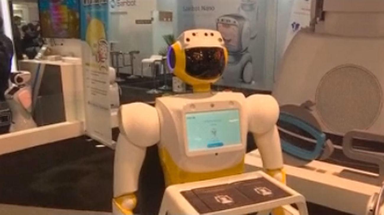 La ciencia ficción y la inteligencia artificial ya son el presente en la feria de Las Vegas