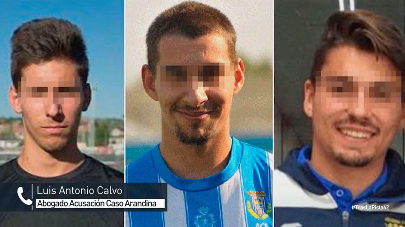 Los futbolistas del Arandina podrían haber tenido relaciones con otras menores