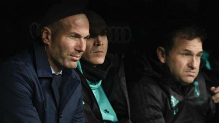 """Zidane: """"Estamos convencidos de que esto lo vamos a sacar adelante"""""""
