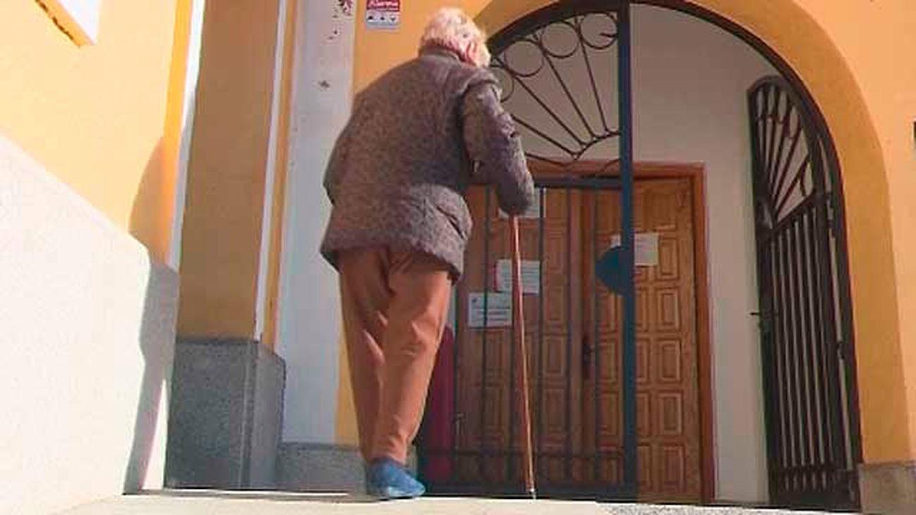 Vivir de la pensión