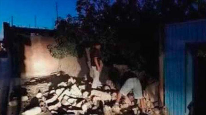 El Gobierno de Perú reajusta a un muerto y 65 heridos la cifra de víctimas del terremoto