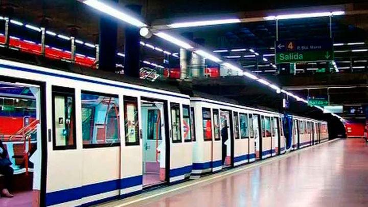 Fijados servicios mínimos del 68% en los paros del miércoles en Metro