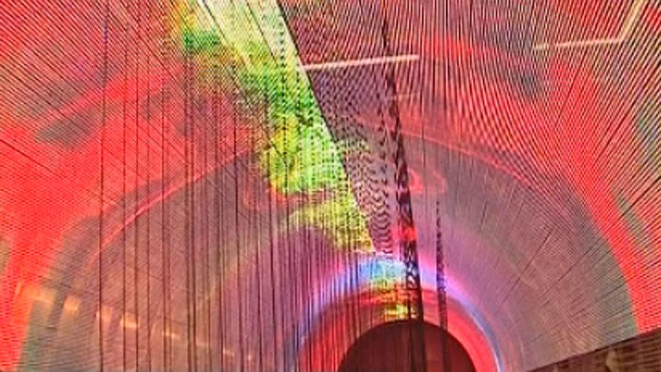 La electrónica digital se convierte en arte en el festival MADACTAC