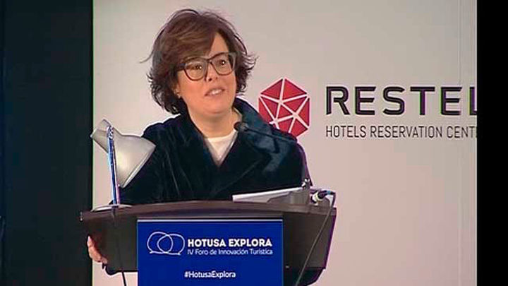 """Santamaría: """"España inspira confianza, ahora solo falta que confiemos en nosotros"""""""