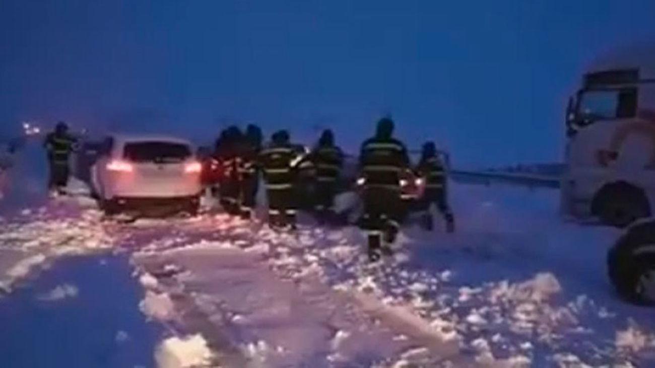 Más de 1.600 afectados se unen en una demanda colectiva por el colapso de la AP-6