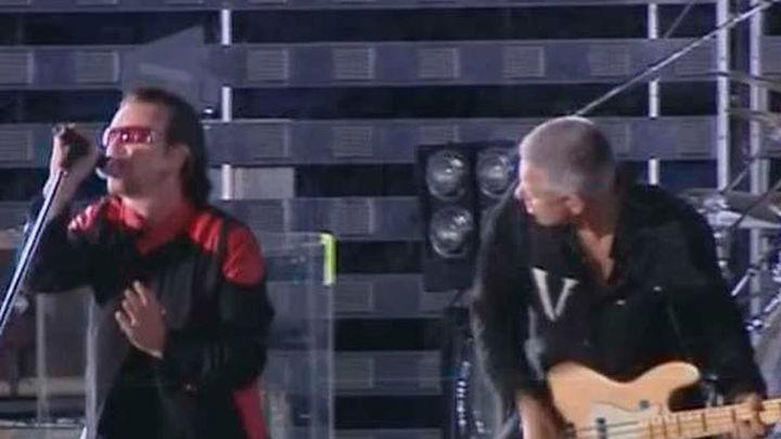 U2 volverá a Madrid para actuar el 20 de septiembre en el WiZink Center