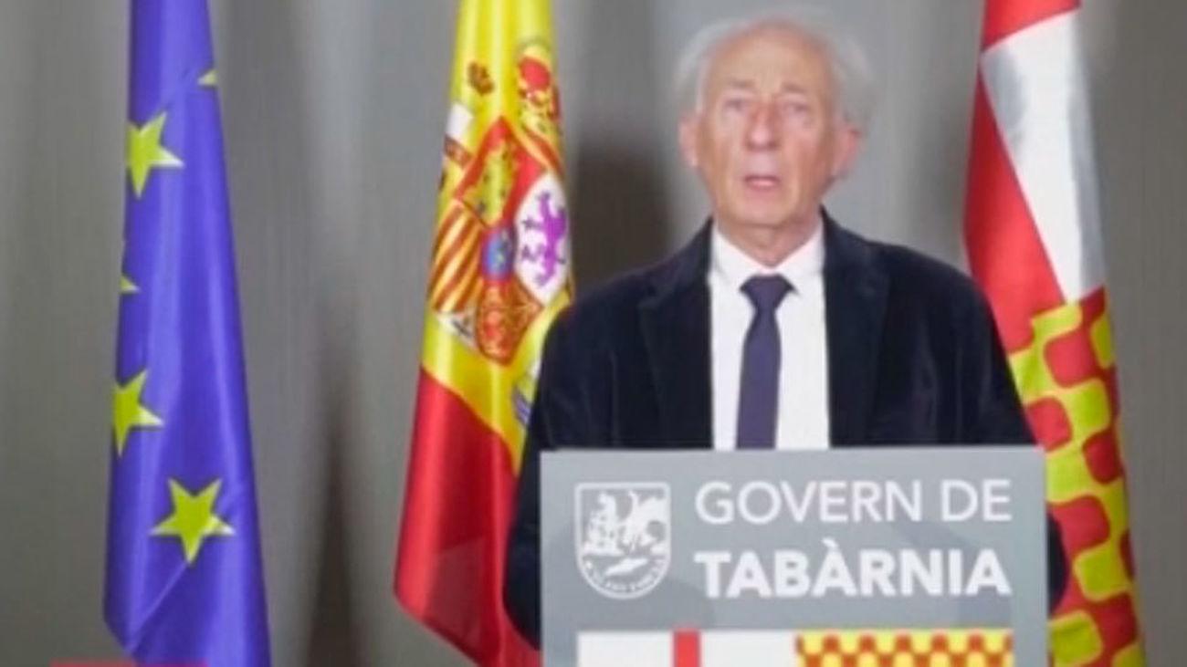 Tabarnia se presenta públicamente como la historia de un pueblo perseguido