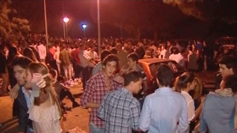 Medio millón de menores se emborracha al mes en España