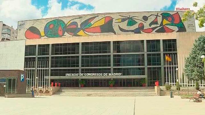 """La obra para """"resucitar"""" el Palacio de Congresos de la Castellana costará 72 millones de euros"""