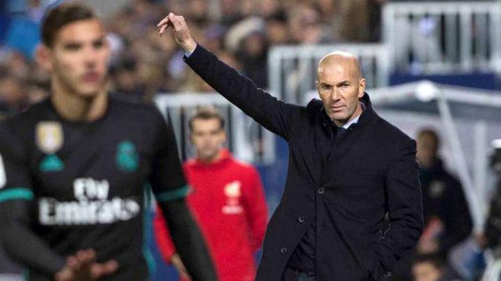 """Zidane: """"Ha faltado atrevimiento"""""""