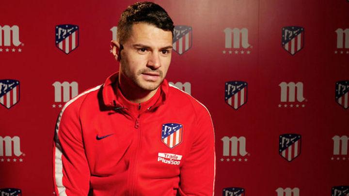 """Vitolo: """"Lo principal contra el Girona va a ser la intensidad"""""""