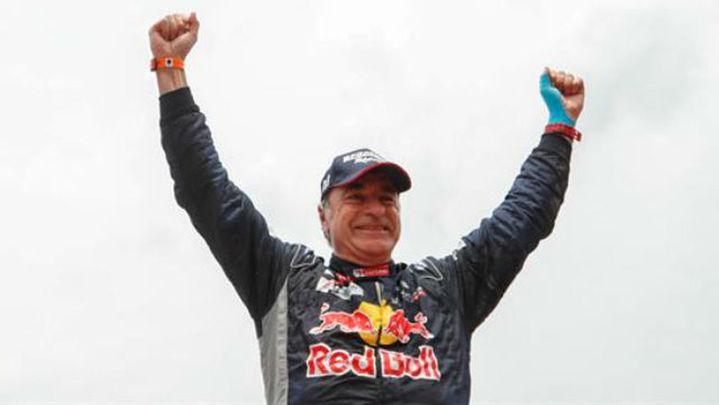 Carlos Sainz conquista su segundo Dakar