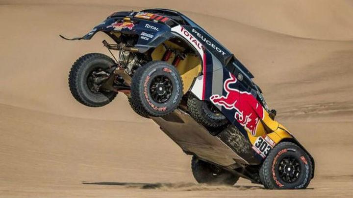 El Dakar hace más grande a Sainz y Sainz hace más grande al Dakar