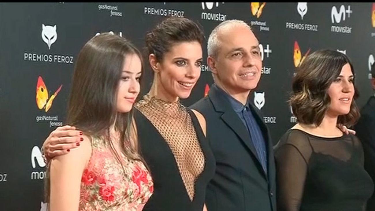 Los Premios Feroz reivindican el papel de la mujer en el cine