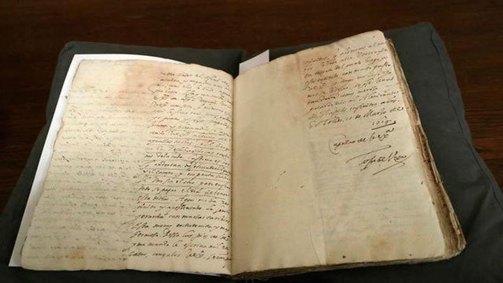 Lope de Vega, al descubierto en la Biblioteca Nacional