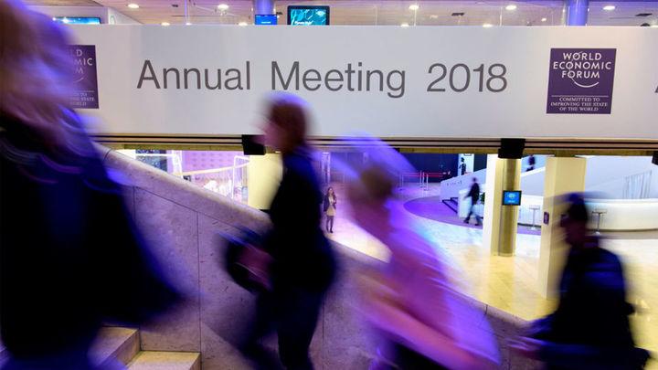 El Rey hablará en el Foro Davos sobre el presente y futuro de España y Europa
