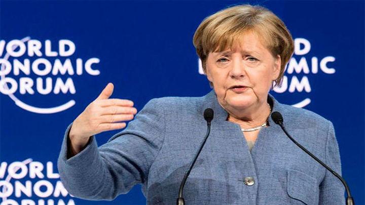 Merkel aboga por el multilateralismo frente a nacionalismos y al proteccionismo