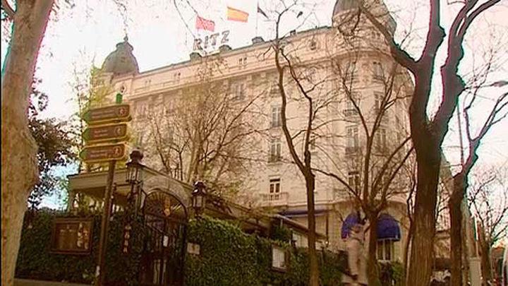 El hotel Ritz cerrará desde el 28 de febrero para acometer una renovación de 99 millones