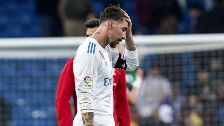 """Sergio Ramos: """"Entendemos que la gente esté tocada, dolida y decepcionada"""""""