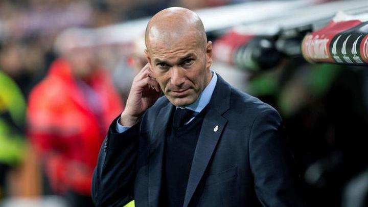 """Zidane asume la culpa: """"Soy el responsable del fracaso"""""""
