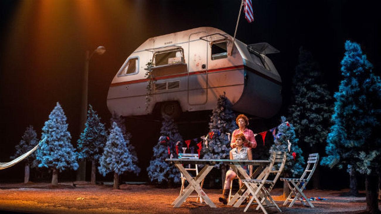 'Vive Una Vida Americana', en el Teatro Galileo