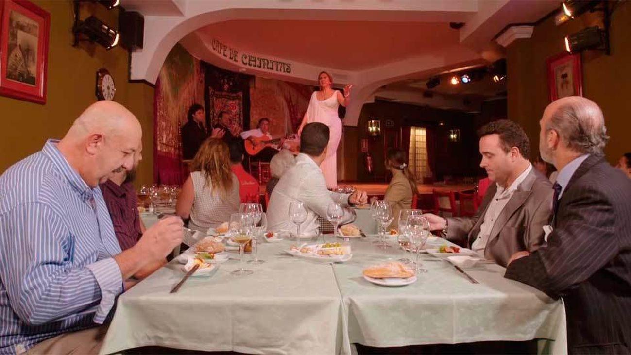 El Café de Chinitas, un templo del flamenco que cumple medio siglo
