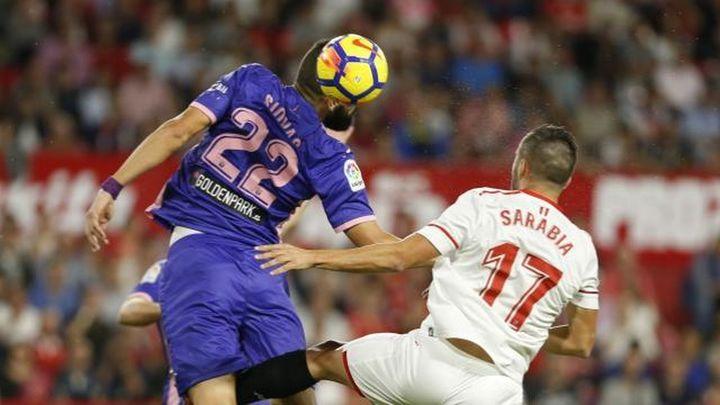 Leganés-Sevilla y Barça-Valencia, semifinales de la Copa del Rey