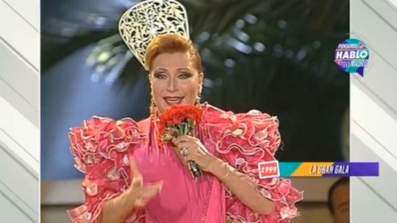 Lauren Postigo califica a las reinas de la Copla