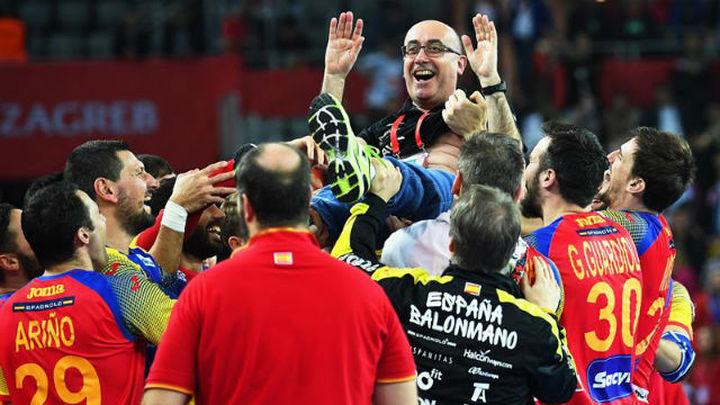 """Ribera: """"Desde el principio este equipo ha creído que podía ganar"""""""
