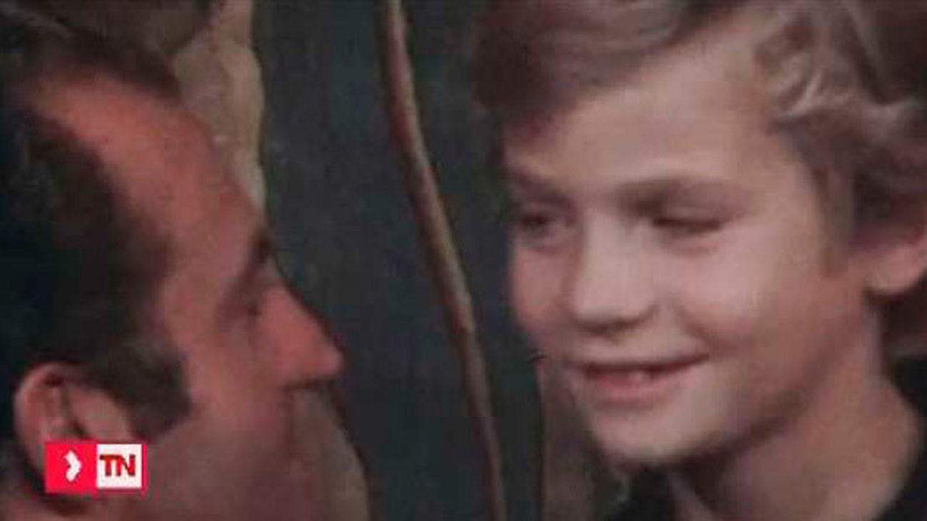 Felipe VI cumple 50 años: Recordamos su infancia y juventud
