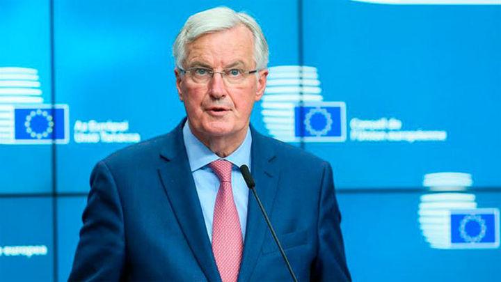 Barnier pide a Londres una solución para Irlanda y Gibraltar antes de octubre