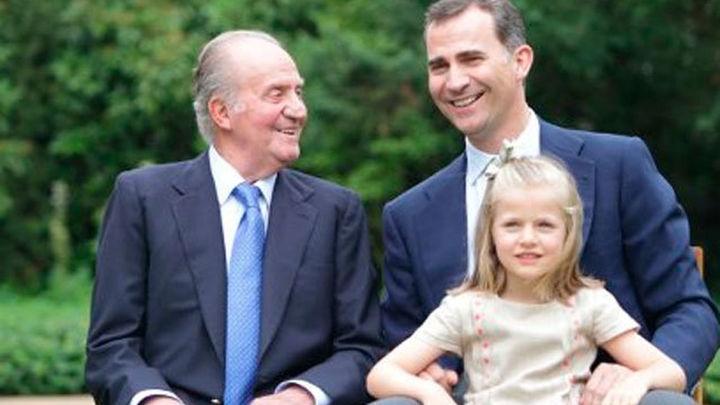Felipe VI impondrá el próximo día 30 el Toisón a la Princesa Leonor